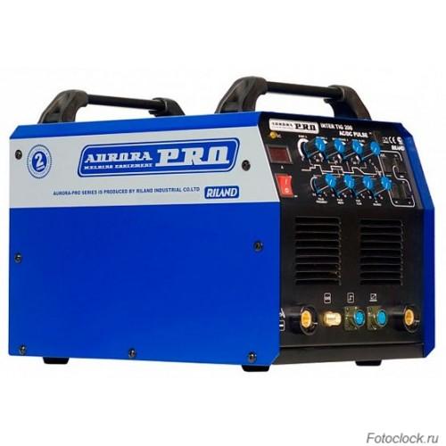 Aurora INTER TIG 200 AC/DC PULSE аппарат аргонодуговой сварки