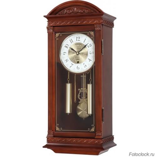Настенные часы механические с маятником Vostok / Восток М-1241-1
