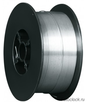 ПРОВОЛОКА ПОРОШКОВАЯ E71T-GS ф.0.8мм 0,9 кг