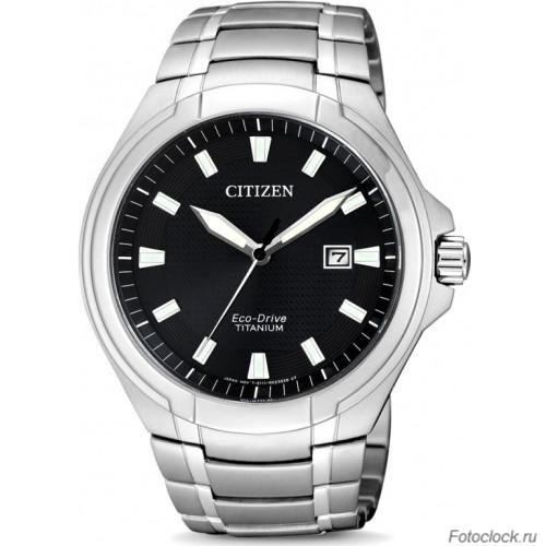 Наручные часы Citizen Eco-Drive BM7430-89E