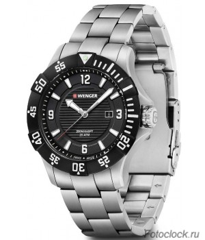 Швейцарские наручные часы Wenger 01.0641.131