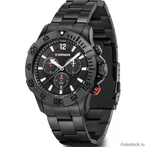 Швейцарские наручные часы Wenger 01.0643.121