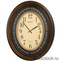Большие настенные кварцевые часы Granat Baccart Н-12120-А