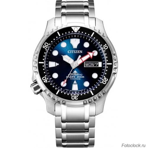 Наручные часы Citizen NY0100-50M