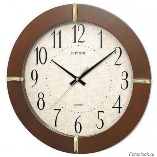 Часы настенные Rhythm CMG976NR06