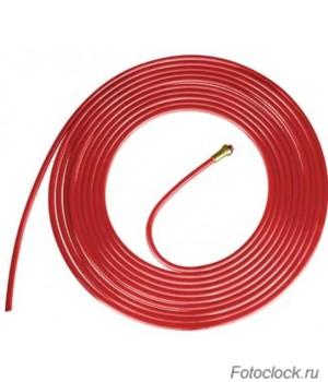 Канал тефлон красный FoxWeld , 4м 1,0-1,2мм