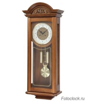 Настенные часы механические с маятником М-50510-54