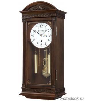Настенные часы механические Vostok / Восток М-1241A (день/ночь)
