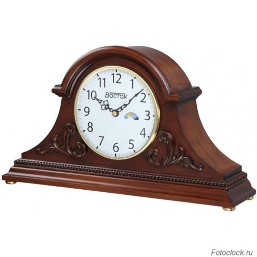 Каминные/настольные механические часы Vostok / Восток МТ-2279НС (день/ночь)
