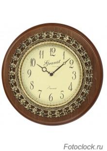 Большие настенные кварцевые часы Granat Baccart GB 16327