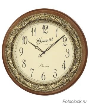 Большие настенные кварцевые часы Granat Baccart GB 16328