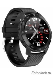 Смарт часы SMARUS Vita (Спорт, здоровье, поддержка iOS и Android)