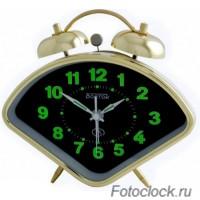 Будильник механический Восток М 873-11/ Vostok M873-11