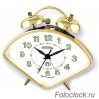 Будильник механический Восток М 873-5/ Vostok M873-5