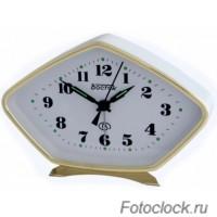 Будильник механический Восток М 876-11/ Vostok M876-11