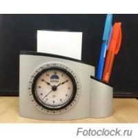 Кварцевый будильник Восток КК-001