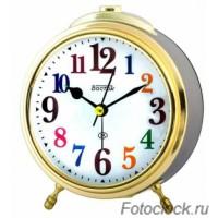 Кварцевый будильник Восток К 895-12