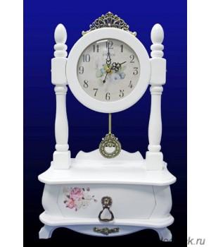 Часы настольные Kairos TB002 W