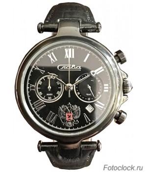 Российские часы Слава 5134672 / OS21