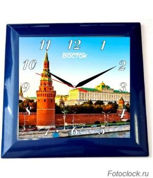 "Часы настенные Восток ""Архитектура"" ЧНЭМ-3-044"